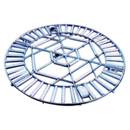 铝质六边形内浮盘